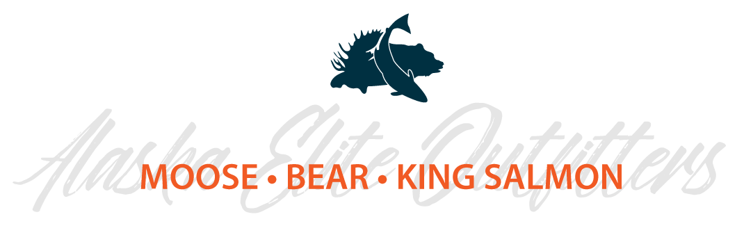 Moose, Bear and King Salmon
